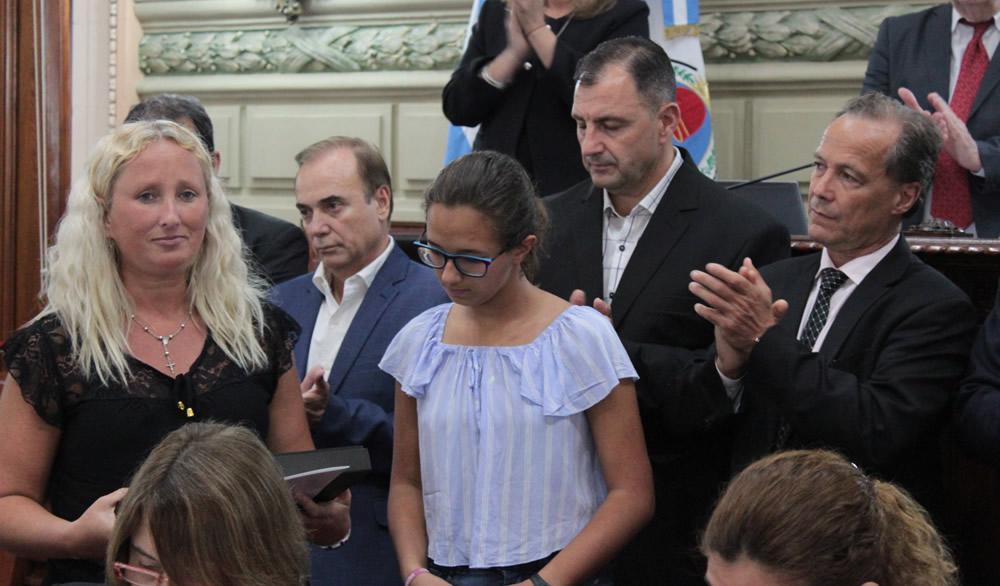 Rinden homenaje a Germán Suárez, tripulante santafesino del ARA San Juan