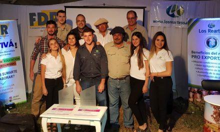 Propuesta interactiva en la EXPO RUFINO