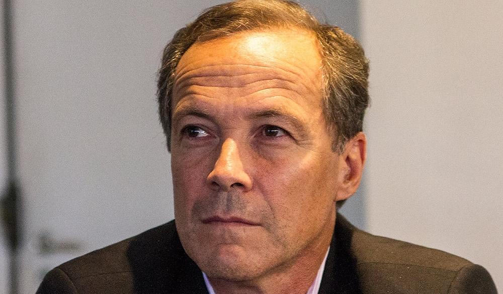 Giustiniani anticipó su rechazo al aumento de tarifas de aguas santafesinas