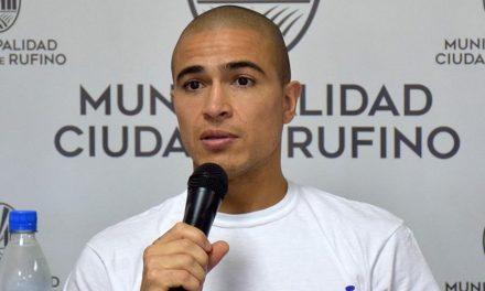 """""""El Macho"""" Araujo pelea en Rufino"""