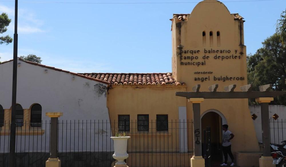 """La Provincia renovará el Parque Municipal """"Angel Bulgheroni"""" de Rufino"""