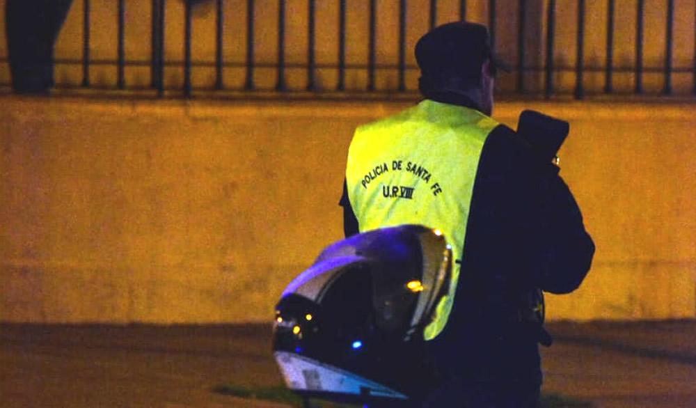 Procedimiento durante enero la policía de Santa Fe identificó personas en nuestro departamento