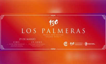 Cumpleaños 130 de Rufino con Los Palmeras