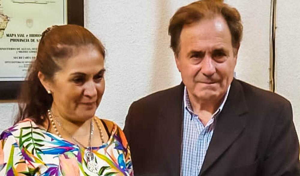 Homenajearon a Verónica Camargo en el Concejo Deliberante de Rufino