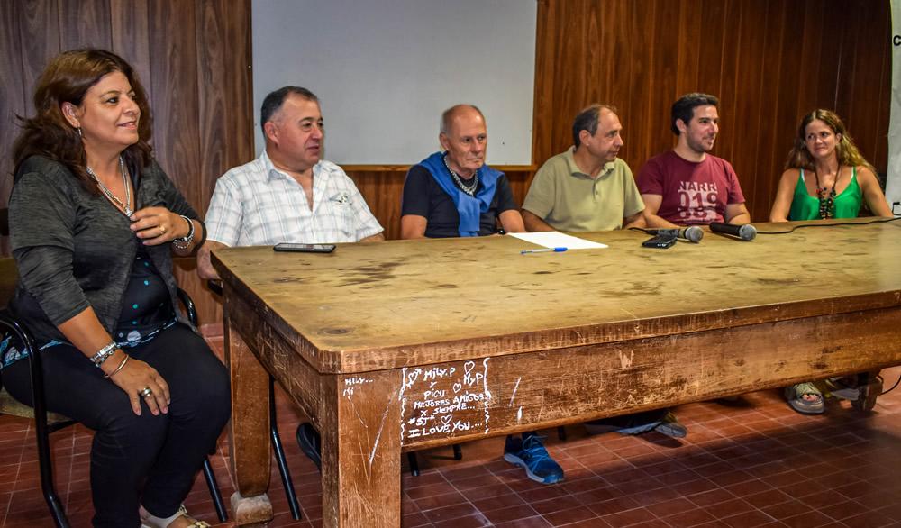 Movilización el 24 reclamando por la escuela agrotecnica, la autopista 33 y la 7 por La Picasa