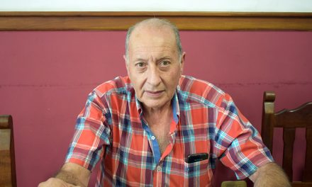 Dialogando con Héctor Leva, «el capitán»