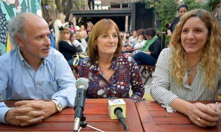Alicia Ciciliani, Ministra de la Producción, visitó Rufino
