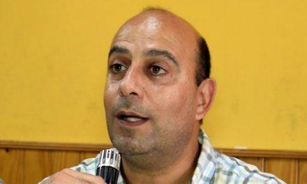 Mauro Marcos presentó su propuesta