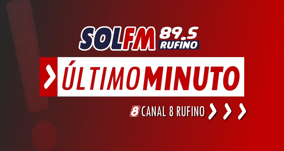 Otra muerte en Ruta 33 enluta a la ciudad de Rufino