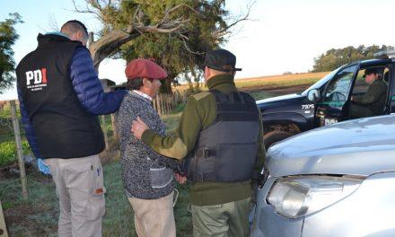 Detenidos por faenamiento clandestino de animales