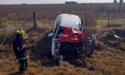 Detalles del accidente fatal en Ruta 33