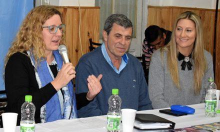 El Frente Progresista de Rufino lanzó su campaña electoral.