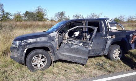 Un rufinense involucrado en accidente en Ruta 26 entre Pincen e Italó
