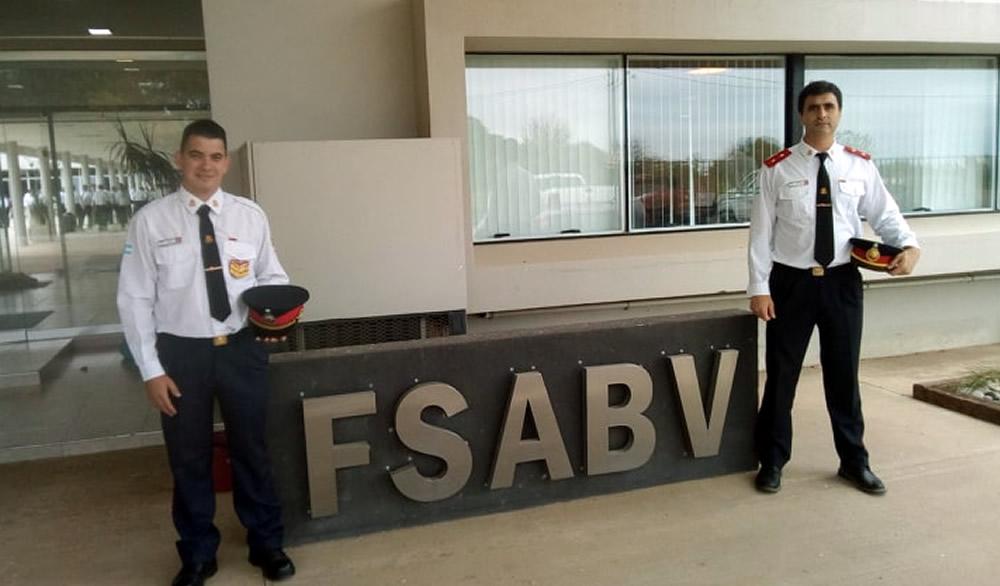 Rufinenses a aspirantes a Oficiales Jefes y aspirantes a Sub Oficiales Superiores