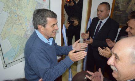 Inauguran nueva sede de la Comisaría de la Mujer y PDI en Rufino
