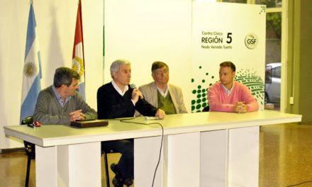 La provincia brindó detalles técnicos de la obra que se realiza en La Picasa