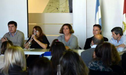La provincia firmó convenios con 27 localidades para fortalecer la promoción de los derechos de niñas, niños y adolescentes