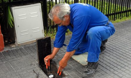 ASSA instaló 3500 medidores de consumo de agua potable en Rufino