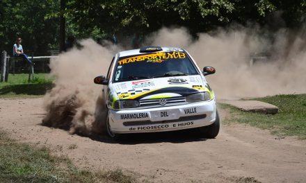 Este fin de semana Murphy será sede del Rally Santafecino
