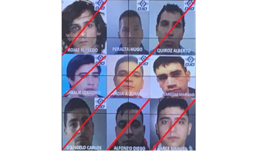 PDI recapturó al evadido número siete de la Autopista Rosario – Santa Fe