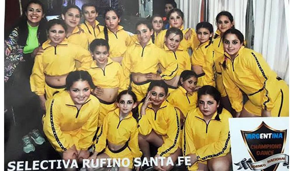 Exitosa participación de la Escuela de Danzas en torneo