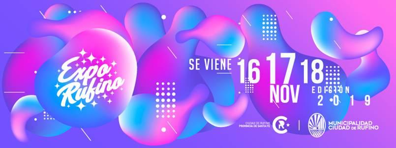 Se viene la Expo Rufino 2019