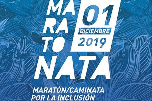 Maratonata este domingo en Rufino