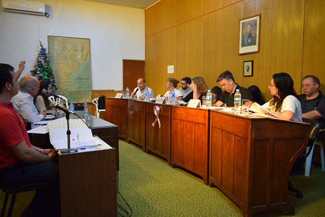Asumieron los nuevos ediles en el concejo de Rufino