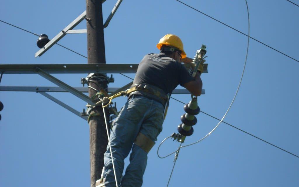 Motivos de los cortes de energía eléctrica de hoy sábado
