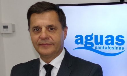 Hugo Morzán asumió como nuevo presidente de Aguas Santafesinas