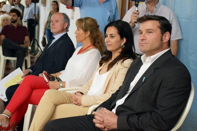 Juró el Intendente por el período 2019/23