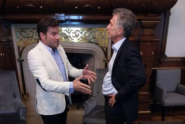 Encuentro con el Presidente Mauricio Macri