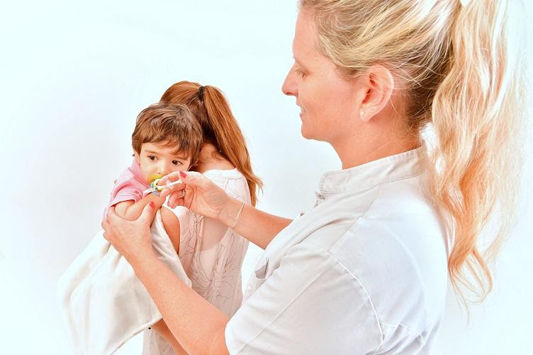 La vacunación es la única manera de prevenir el sarampión