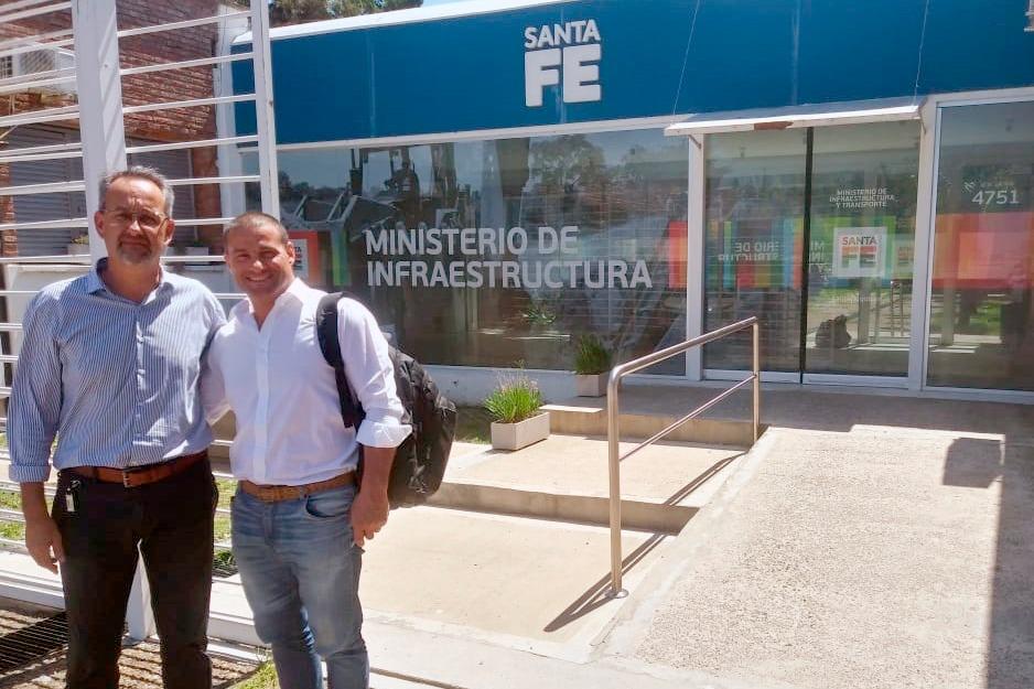 Gestión de viviendas para Rufino en la provincia