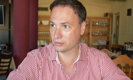 Enrico impulsa campaña para que se reactive la obra del parque municipal