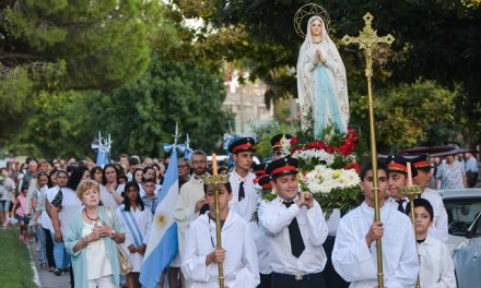 Fiestas Patronales en Rufino