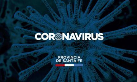 Santa Fe confirma 3 nuevos casos de Coronavirus