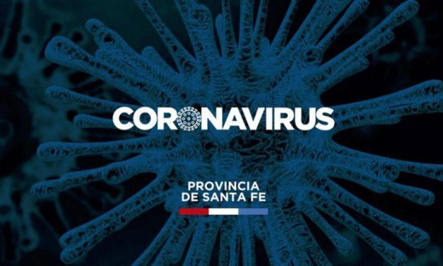 Santa Fe confirma 4 nuevos casos de Coronavirus