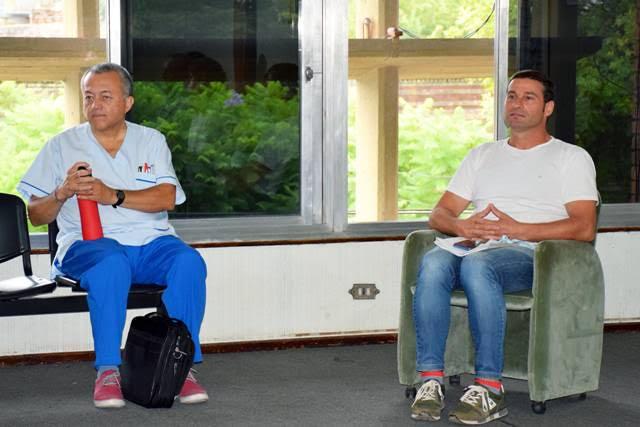 Reunión de Comité de Crisis Departamental en Rufino