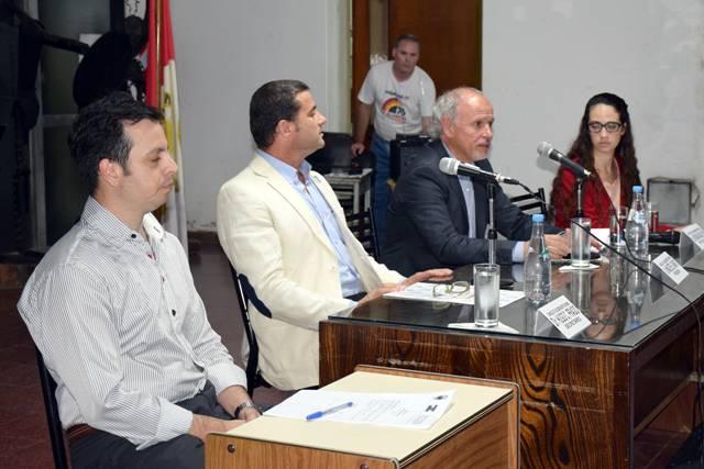 Apertura de sesiones ordinarias del Concejo Deliberante de Rufino