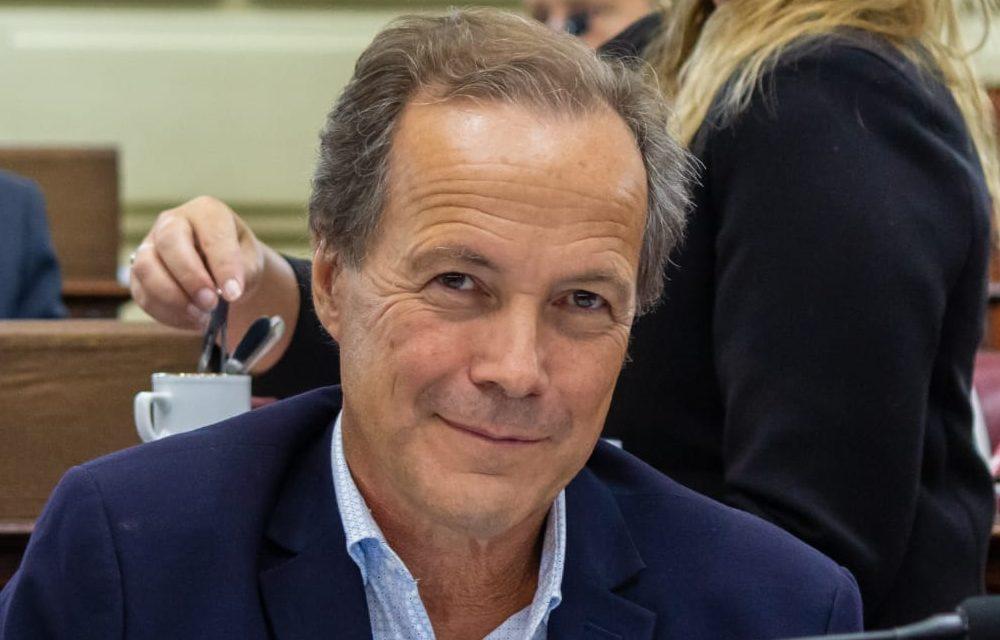 Giustiniani pide una bonificación para contribuyentes en impuestos provinciales