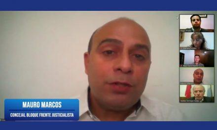 El concejal Mauro Marcos presentó un proyecto de ordenanza para la creación del Consejo Económico de Rufino