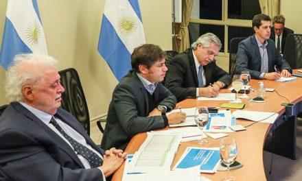 El presidente de la Nación dispuso entregar fondos a las provincias por 120 mil millones de pesos