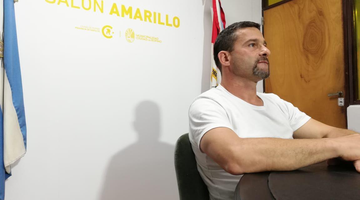 El intendente Lattanzi mantuvo reunión con el gobernador por videoconferencia