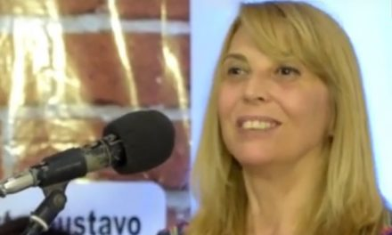 Cristina Bonadeo en la Gerencia de Anses Rufino