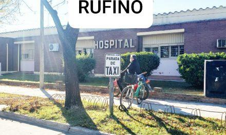 El Senador Enrico acompaña el trabajo de salud que llevan adelante los hospitales de la región