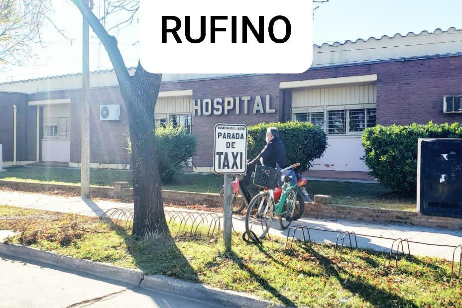 Transferencia al hospital Samco de Rufino