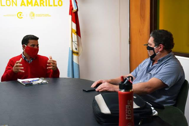 «La comunidad se unió para gestionar» en referencia a la terapia intensiva confirmada en el Samco Rufino
