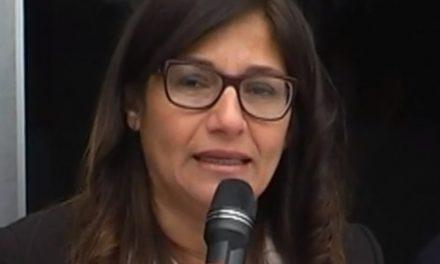 «No puede declarar ilegal el paro» señaló María José Barrios