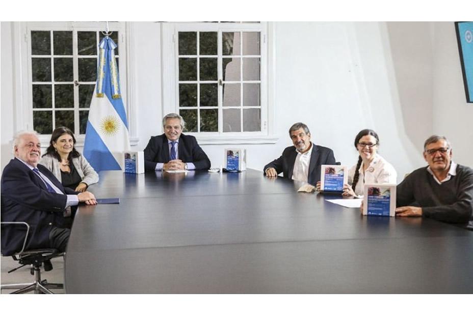 Científicos argentinos crearon un test rápido